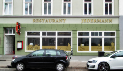 "Restaurant ""Jedermann"""